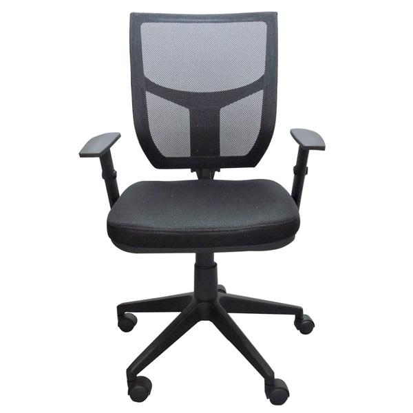 Cadeira Diretor Tela Mesh New CD200 – Preta