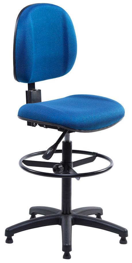 Cadeira Escritório Caixa Base Fixa Com Sapata J.Serrano AT30