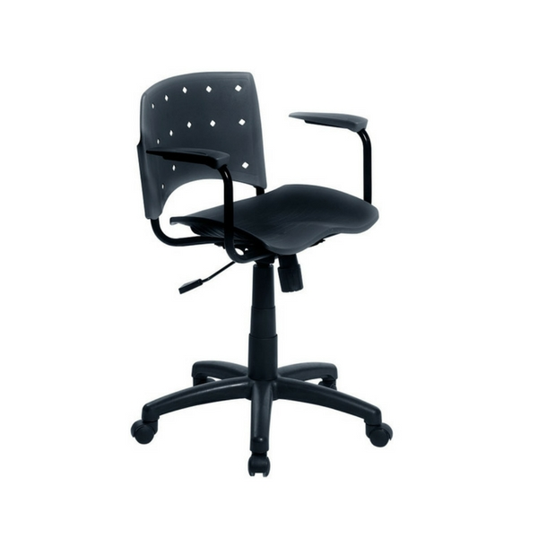 Cadeira Executiva para Hotel em Polipropileno CD240