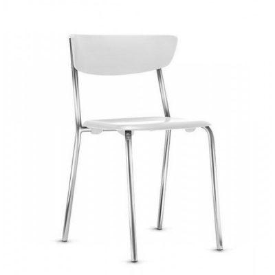 Cadeira para Hotel em Polipropileno 4 pés Fixa Bit