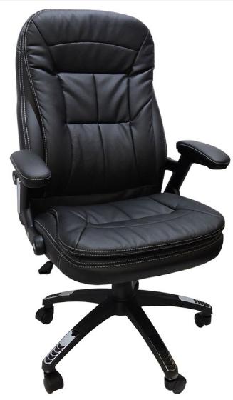 Cadeira Presidente Estofada Relax Confort