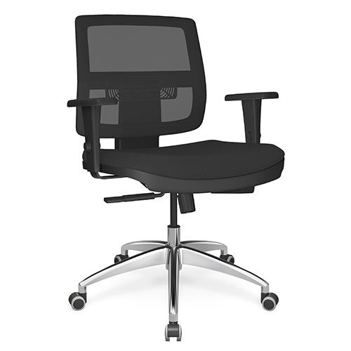 Cadeira Executiva Tela Mesh Brizza